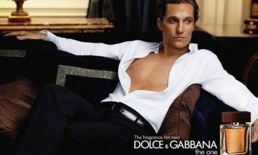 Οι Dolce & Gabbana γυρίζουν πίσω το χρόνο για τον Matthew Mcconaughey
