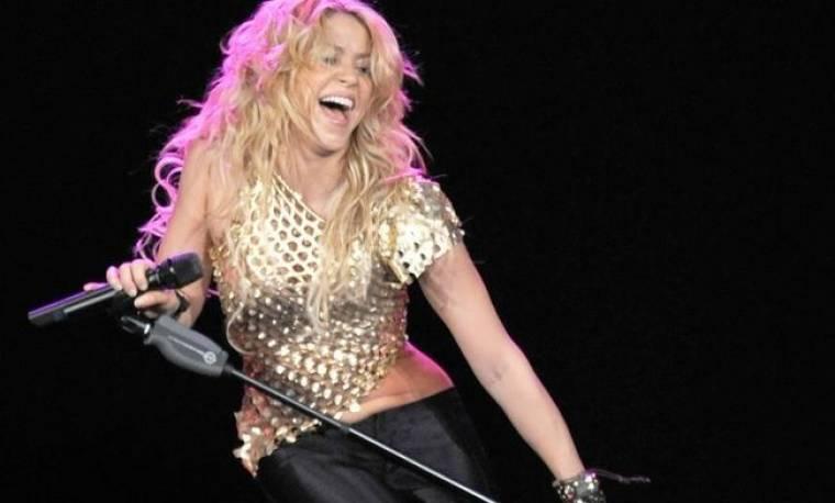 Στις ΗΠΑ και μετά στην Ευρώπη η Shakira