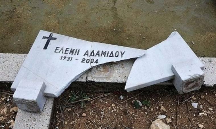 Βάνδαλοι ισοπέδωσαν το ελληνικό κοιμητήριο στην Ιμβρο