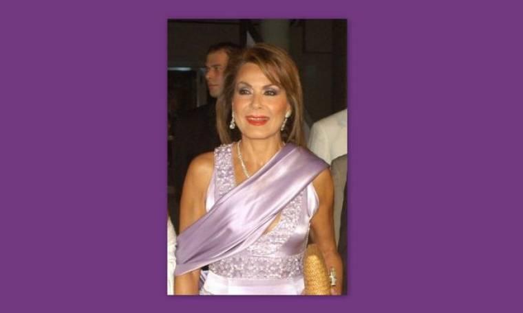 Γιάννα Αγγελοπούλου: Δημόσια εμφάνιση μετά από καιρό στην Αθήνα
