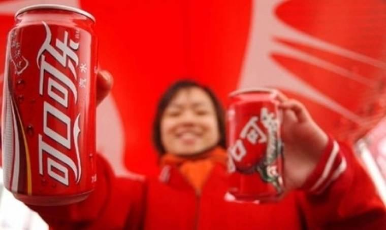Η Coca Cola στρέφεται όλο και πιο έντονα προς Κίνα