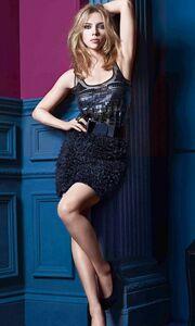 Νέα φωτογράφηση της Johansson για το Mango