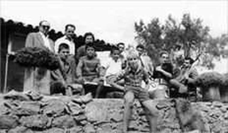 Η ταινία του 1958 «Σπιναλόγκα: Το νησί της σιωπής» στους κινηματογράφους