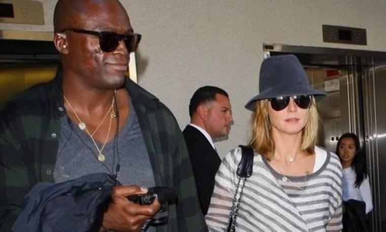 Heidi Klum – Seal, επέστρεψαν στο Λος Άντζελες