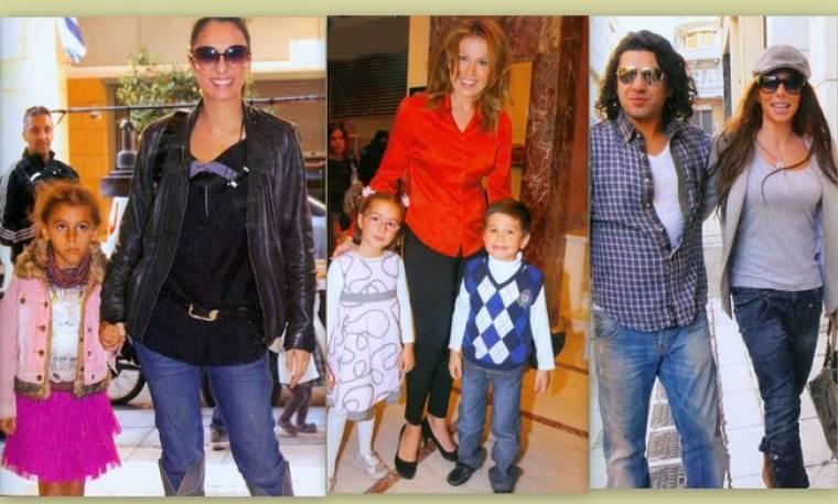 Διάσημες οικογένειες στο θέατρο