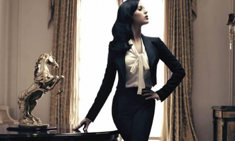 Η Katy Perry στο Harper's Bazaar