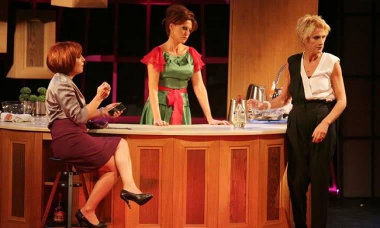 """Η πρεμιέρα του θεατρικού έργου """"Το Ψυγείο"""""""