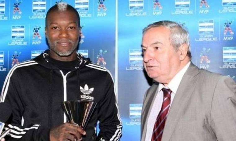 Djibril Cissé: «Δεν είμαι μόνο παίκτης, είμαι και οπαδός του Παναθηναϊκού»