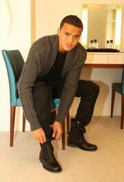 Παπούτσια με την υπογραφή του... Rio Ferdinand