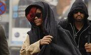 Rihanna: Από το Λονδίνο στην Ισπανία
