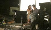 Pattinson – Stewart: Γυρίζοντας σκηνές στη Βραζιλία