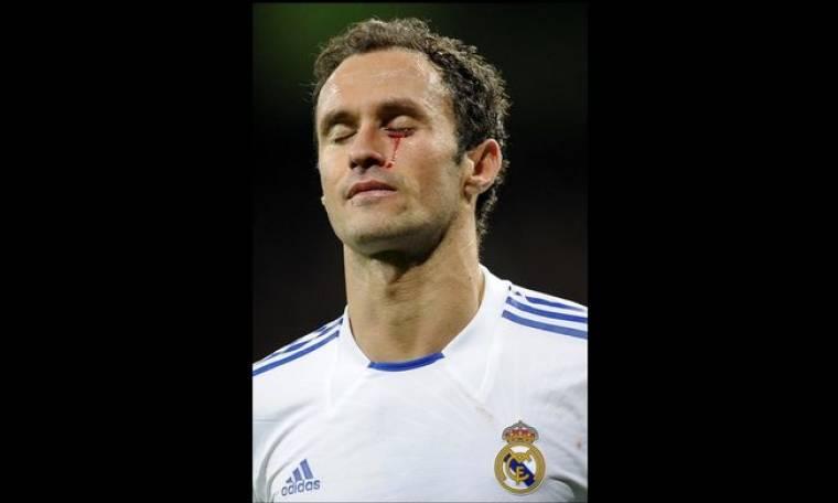Το... ματωμένο δάκρυ του Ricardo Carvalho