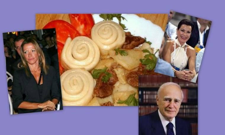 Ποιοι σεφ κρύβονται πίσω από τα κουτάλια των rich and famous;