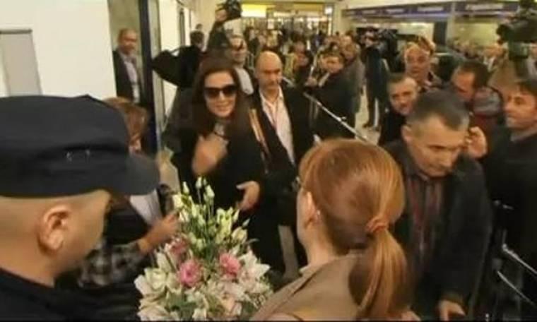 Video: Ονούρ και Σεχραζάτ μαζί στην Κροατία