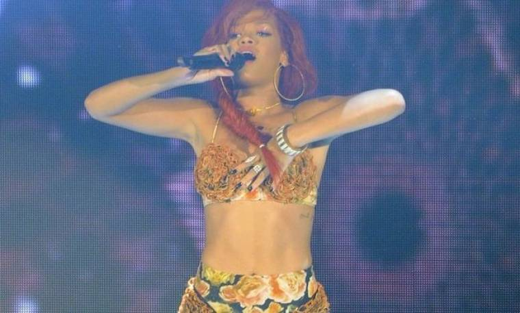 Video: Η Rihanna στο ιταλικό X – Factor
