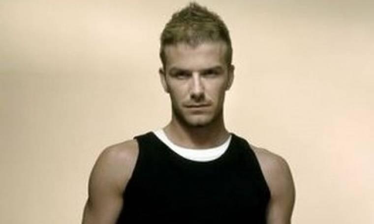 O David Beckham λανσάρει μια αντρική σειρά εσωρούχων
