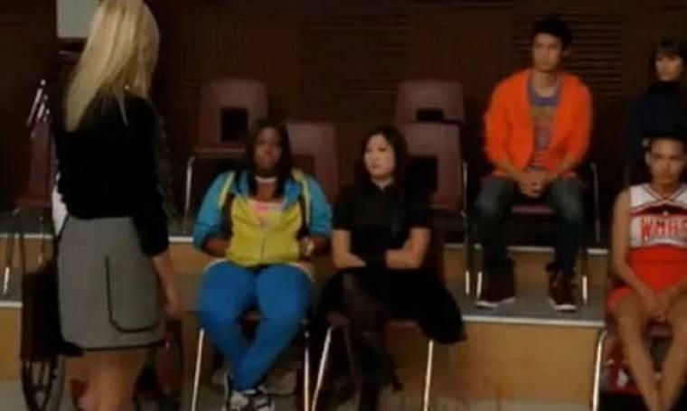 Video: Η Gwyneth Paltrow στο Glee