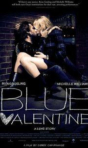 Το poster του Blue Valentine