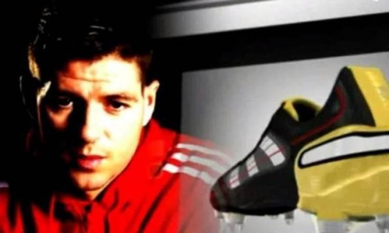 Video: O Steven Gerrard τώρα και... σχεδιαστής