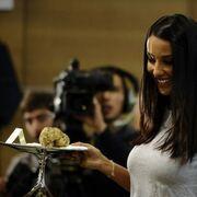 Γιγάντιο σπάνιο μανιτάρι πουλήθηκε για 105.000 ευρώ!