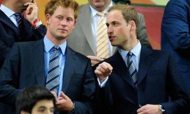 Ο Harry μιλάει για το γάμο του William