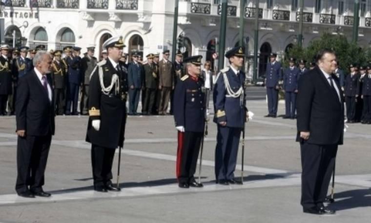 Εορτάστηκε η Ημέρα των Ενόπλων Δυνάμεων