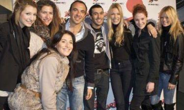 Όταν τα  κορίτσια του «Next Top Model 2» συνάντησαν τον Αλιάγα!