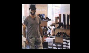 Στην Λάρνακα για ψώνια ο Παναγιώτης Μπουγιούρης