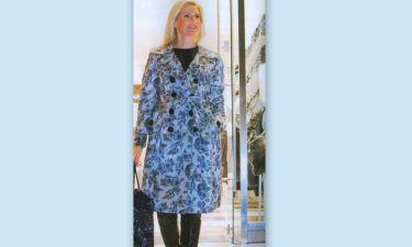 Έμη Λιβανίου: Shopping στη Γλυφάδα
