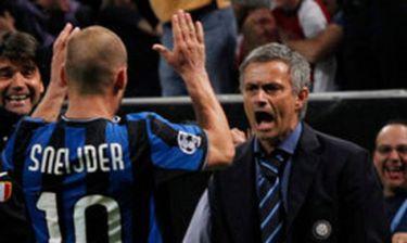 Έτοιμος να... σκοτώσει και να πεθάνει για τον Mourinho o Sneijder