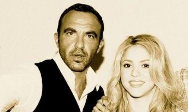 Τι κάνει ο Νίκος Αλιάγας αγκαλιά με την Shakira;