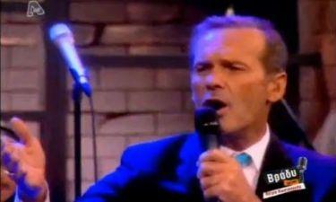 "Video: Ο Πέτρος Κωστόπουλος ""εκτέλεσε"" Βοσκόπουλο!"