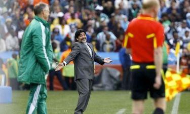 Ο Maradona θα... πέθαινε για να προπονήσει τη Boca Juniors