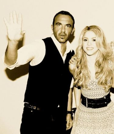Ο Νίκος Αλιάγας και η...Shakira!