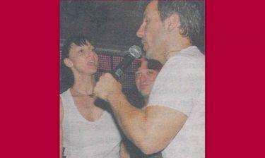 """Πέτρος Ίμβριος: """"Η Αιγινίτη ήταν χαρούμενη και χόρεψε στην πίστα''"""