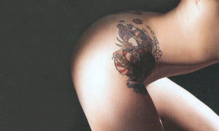 Σε ποια ανήκει αυτό το … tattoo ;