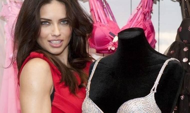 Το… αγαπημένο σουτιέν της Adriana Lima