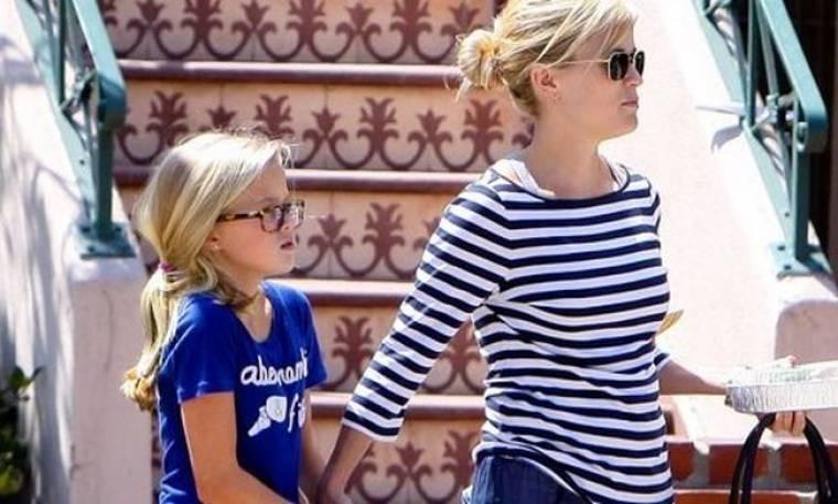 Οι κόντρες της Reese με την κόρη της