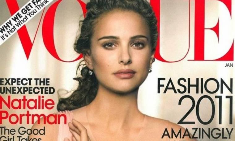 Η Natalie Portman στο Vogue