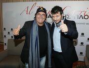 Al Bano Carrisi-Γιάννης Πλούταρχος: Δύο χώρες, δύο φωνές!
