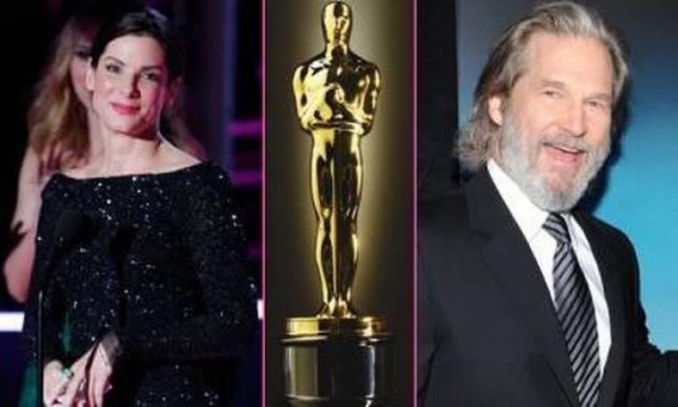 Κανονικά στα Oscars, Bullock και Bridges