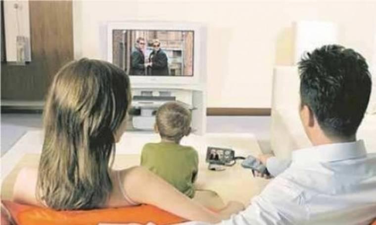 Οι διαφημίσεις μειώνονται… η τηλεθέαση αυξάνεται!