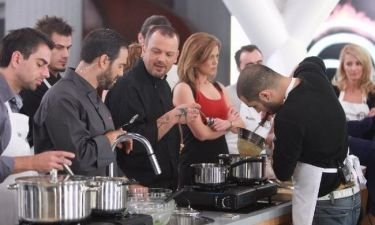 Μεγάλες ανατροπές απόψε στο Master Chef