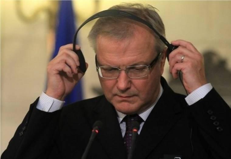Όλι Ρεν: «Επιμήκυνση αποπληρωμής των ελληνικών δανείων στα 7,5 χρόνια»