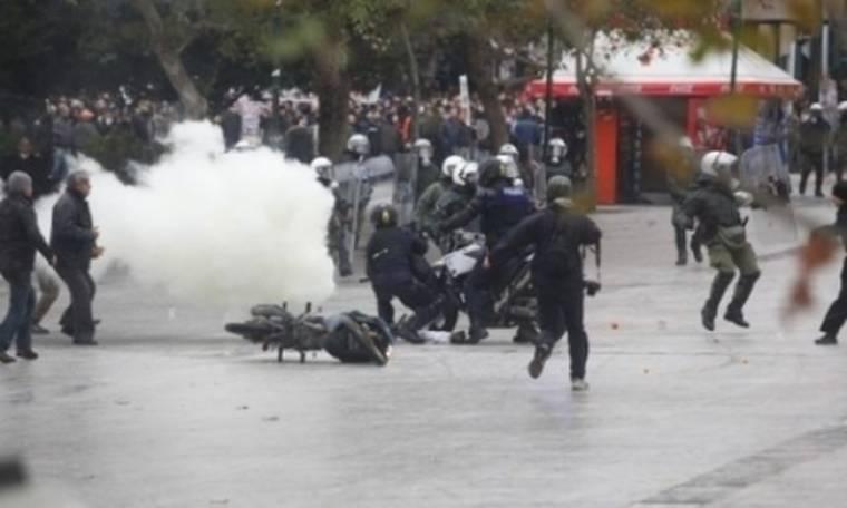 Το SkyNews για τα επεισόδια στην Αθήνα