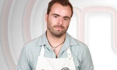 Μιχάλης Καλαβρυνός: «Το Master Chef είναι μεγάλη εμπειρία»
