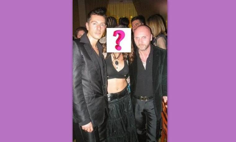 Ποια Ελληνίδα τραγουδίστρια ποζάρει με τους Dolce & Gabbana