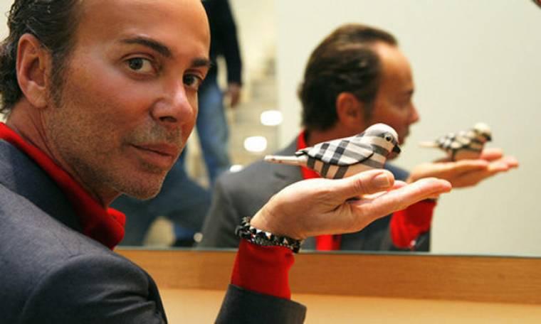 O Λάκης Γαβαλάς ζήτησε από τον Άγιο Βασίλη να κάνει botox!