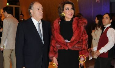 Θεόδωρος Αγγελόπουλος:Δώρο αξίας 380.000 ευρώ στην Γιάννα για τα γενέθλιά της