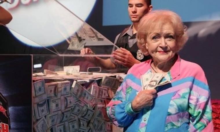 Πρόσωπο της χρονιάς η Betty White